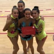 2019-juin_Championnat National 2 à St Romain en Gal_Groupe
