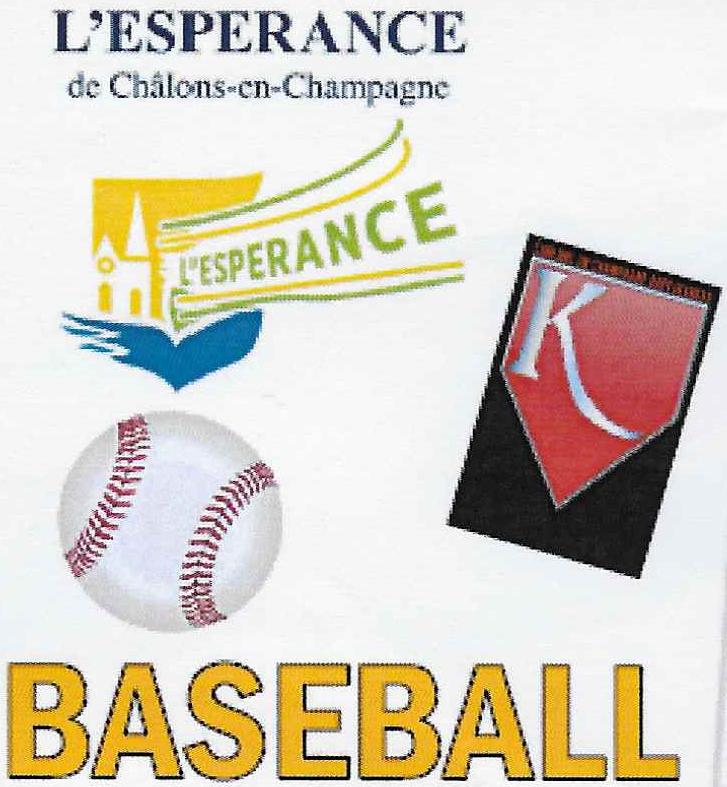 Logo esperance baseball