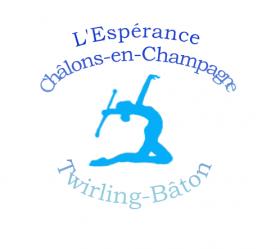 Logo esperance twirling