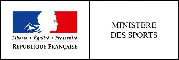 Logo ministere sports