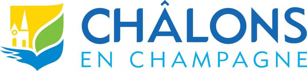 Logo ville chalons
